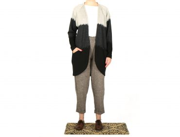 Vietto merino wool Kainuu pocket cardigan