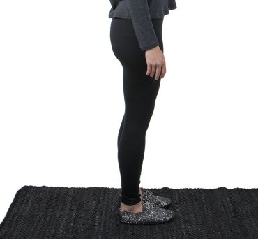 Vietto merino wool leggings black