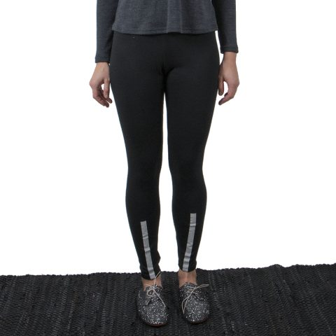 Vietto merino wool leggings black