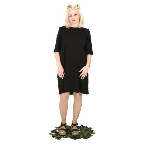 Vietto lyhythihainen Bellflower mekko musta