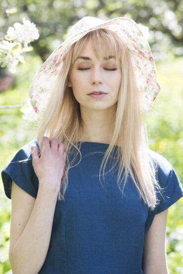 Vietto aurinkolieri hempeä kukka